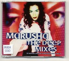 Marusha Maxi-CD Deep - The Deep Mixes - 3-track CD - 579 735-2