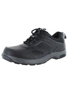 Dunham Mens 8000 Ubal Waterproof Lace Up Sneaker Shoes