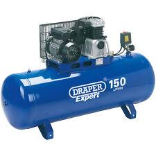 Draper 69337 Da150/392b Air Compressor 150 Litre 240v