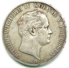 [R1248] Doppeltaler 1845, Brandenburg-Preußen, Friedrich Wilhelm IV. (1840-1861)