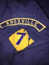 CUB SCOUT BLUE & GOLD COMMUNITY STRIP KNOXVILLE    SCARCE  REDUCED 1 DAY ONLY
