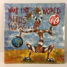 Public Image Limited - What The World Needs Now 2xLP - BRAND NEW - (PIL)