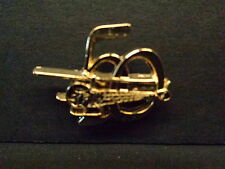 BELL HELICOPTER 50TH ANNIVERSARY LAPEL PIN, TIE TACK, POLICE CHOPPER, SWAT