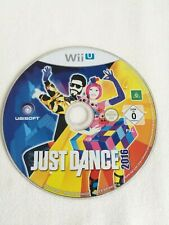 Wii U Just Dance 2016 Disc only Pal Game