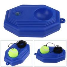Tennis Training Tool Exercise Tennis Ball Self-study Rebound PE Ball Baseboard