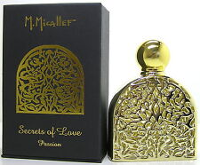 M. Micallef Passion Secrets of Love 75 ml EDP Spray