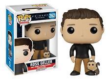 """New Pop TV: Friends - Ross Geller 3.75"""" Funko Vinyl Collectible VAULTED"""