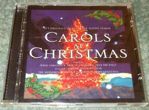 Carols At Christmas - CD 1998 - Used Very Good - In clean good order