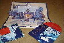 ELVIS PRESLEY- IF EVERY DAY WAS LIKE CHRISTMAS POP-UP 3-D GATEFOLD CD GRACELAND