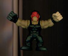 Rumblers WWE Mattel Slam City Unreleased Kane Bright Red Mask Prototype