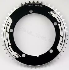 """FSA Pro Track 50T x 144mm Black Bicycle Chainring use w/ 1/8"""" chain Fixie"""