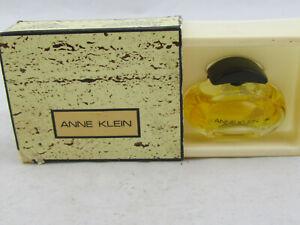 Vintage Anne Klein Mini Parfum Splash .17 oz / 4ml NIB