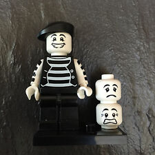 LEGO MINIFIGURE SERIES 2 MIME - ON STAND
