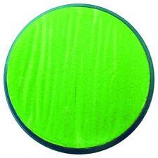 Lime Green Snazaroo 18ml Waterbased Face Body Paint Fancy Dress Costume