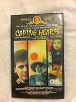 Captive Hearts VHS MGM UA Home video war military romance drama Canada US 1987