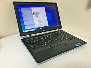 Dell Latitude E6330 Laptop i5-3320M 2.6GHz 4GB 120SSD Windows 10 Ready to Use