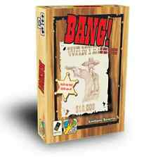 Bang! Board Game (4th Edition Base Set) 3-7 Players Fun Party Game *Brand New*