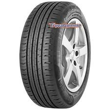 PNEUMATICI GOMME CONTINENTAL CONTIECOCONTACT 5 195/65R15 91H  TL ESTIVO