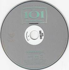 101 Dalmatians (DVD, 1998, No Cover)