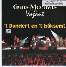 (BC316) Guus Meeuwis & Vagant, 't Dondert en '- 1998 CD