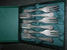 Vintage Pastry Forks