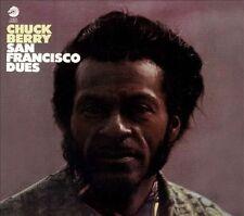 CHUCK BERRY San Francisco Dues CD reissue