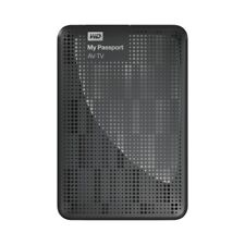 Western Digital My Passport AV-TV 1 To Noir USB 3.0 6,35 cm 2,5 in disque dur