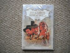 JEAN DE FLORETTE / MANON DES SOURCES - FRENCH DRAMA - 2 FILM SET - NEW & SEALED