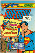 Comic - Superman präsentiert Superboy - Heft 4 - April 1981