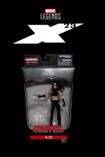 "Marvel Legends Deadpool Sasquatch Series X-23 (Uncanny X-Force) 6"" Comics Figure"