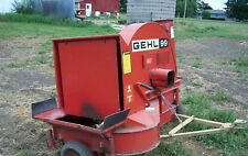 silage blower Gehl 99, works well and not used much