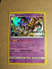Pokemon SM Lost Thunder Giratina #97 Holo Rare Reverse Holofoil Near Mint