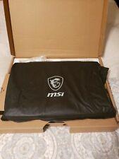 New listing Msi Gt75 Titan 4K 17.3 1Tb Hdd + 1Tb Ssd, Intel Core i9 9th Gen Nvidia Rtx 2080
