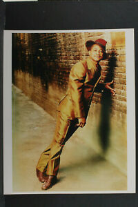 "Cuba Gooding Jr Beef Cake - Agfa Paper - 8x10"" Photo Print - Vintage L1146B"