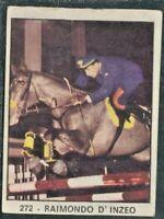 R@R@ FIGURINA*CAMPIONI DELLO SPORT 1966/67-RAIMONDO D'INEO-N.272-NEW