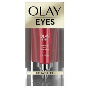 Olay Eyes for Crows Feet Pro-Retinol Eye Treatment 0.5 oz