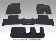 Isuzu MU-X 2013-2019 Genuine Carpet Floor Mats (Set of 6) 5867609452