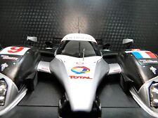 V 12 Race Car Auto Racing Concept Rare LeMans Racer Exotic 1 18 Carousel Gray 24