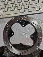 Rear Brake Disc Rotor For Honda VFR400 (NC30) 89-94 RVF400 R 94-96 NSR250 RR
