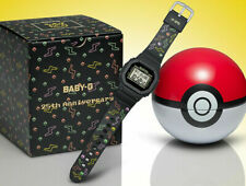 """CASIO BABY-G """"POKEMON"""" / BGD-560PKC-1 / NEW!!! / LIMITED EDITION!!!"""