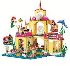 383PCS 10436 Princess Ariel's Undersea Palace sets Building Toys