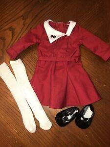 American Girl Kit's Christmas Outfit