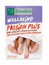 Stimulant Sexuel Passion Plus Damhert Libido et Vitalité 100% Naturel
