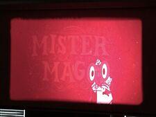"""35 mm Cinemascope Mr. Magoo in """"MAGOOS MASQUERADE"""""""