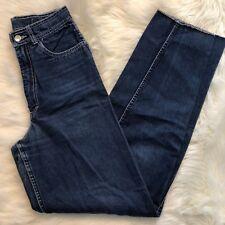 SEAN JOHN womens blue Jeans straight high waist Size 9 Pants Vtg