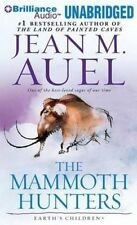 The Mammoth Hunters by Jean M Auel (CD-Audio, 2014)