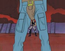 Aeon Flux Original 1990'S Production Cel Mtv Liquid Television Between Legs