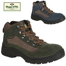 Hoggs of Fife Men's Rambler Waterproof Hiking Walking Trainer shoe Boots SZ 7-12