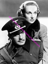 JACK BENNY AND CAROLE LOMBARD ACT TO SAVE THE POLISH RESISTANCE PHOTO A-CL45