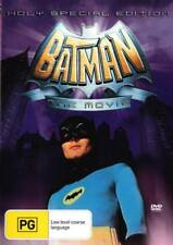 Batman: The Movie  - DVD - NEW Region 4, 2